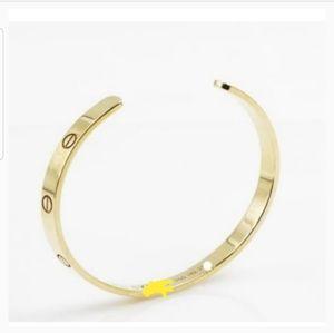 Love Cuff Screw Bracelet